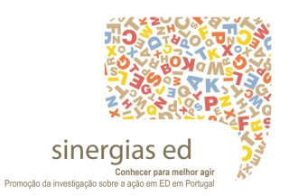 Logotipo Sinergias