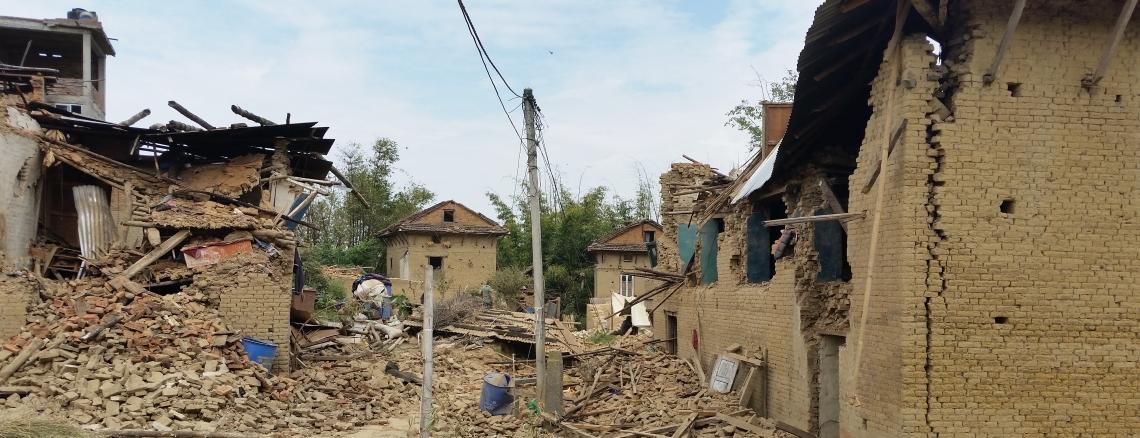 Emergência pelo Nepal (últimas informações)