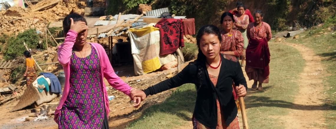 Emergência no Nepal. Colabore!