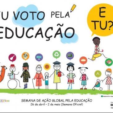 Semana de Ação Global pela Educação 2015