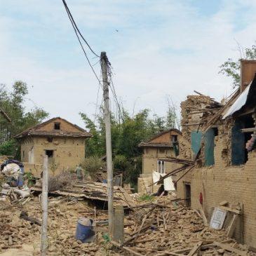 Emergência pelo Nepal