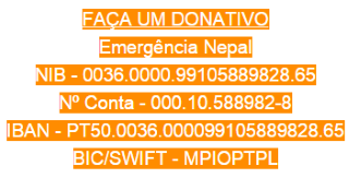 Emergência Nepal