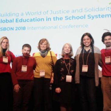 Construir um Mundo de Justiça e Solidariedade