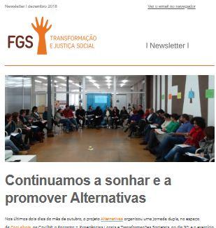 Newsletter digital dezembro FGS