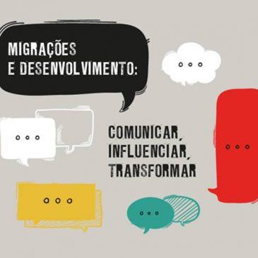 """Encontro de formação """"Migrações e Desenvolvimento"""""""