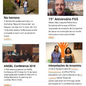 Newsletter FGS Junho