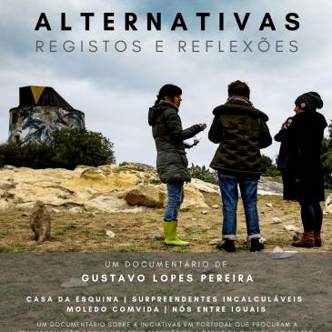 """""""Alternativas: Registos e Reflexões"""" – Documentário é apresentado no CineEco 2019"""