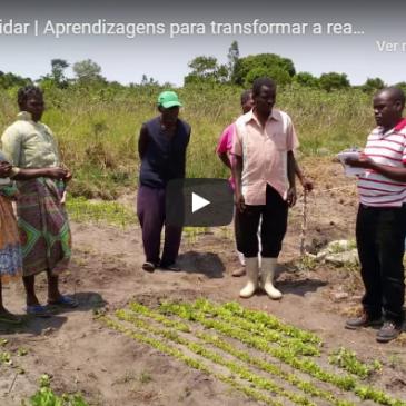 """Vídeo Final do projeto """"Semear e Cuidar"""" foi lançado"""