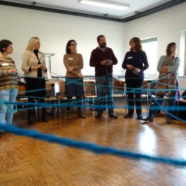 Colaborar para construir conhecimento: as interpelações do IV Encontro da Comunidade Sinergias ED