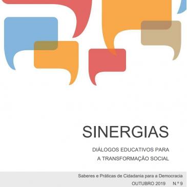 Revista Sinergias 9 já disponível