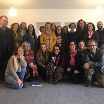 Vivendo e mudando a Escola em conjunto com os professores de Benfica e do Lumiar
