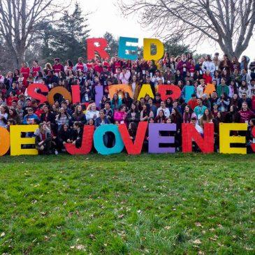 «Mundo, tentaremos fazer de ti um lugar melhor!» – FGS e Escola Secundária do Lumiar participam no VII Encontro Global da Rede Solidária de Jovens em Madrid