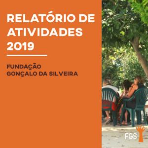 Relatório de Atividades 2019 da FGS já disponível