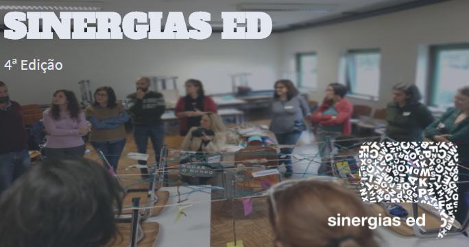 O Primeiro Encontro da 4ª edição do projeto Sinergias ED