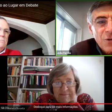 FGS e Graal promovem o primeiro debate sobre a Carta Aberta pelo Direito ao Lugar