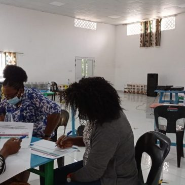Resiliência e Transformação a partir da escola – Formação Transversal na Beira