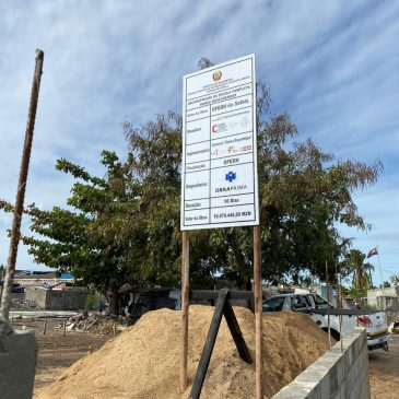 Quando um muro é muito mais – Processo de reconstrução da Escola de Manga Mascarenhas já começou